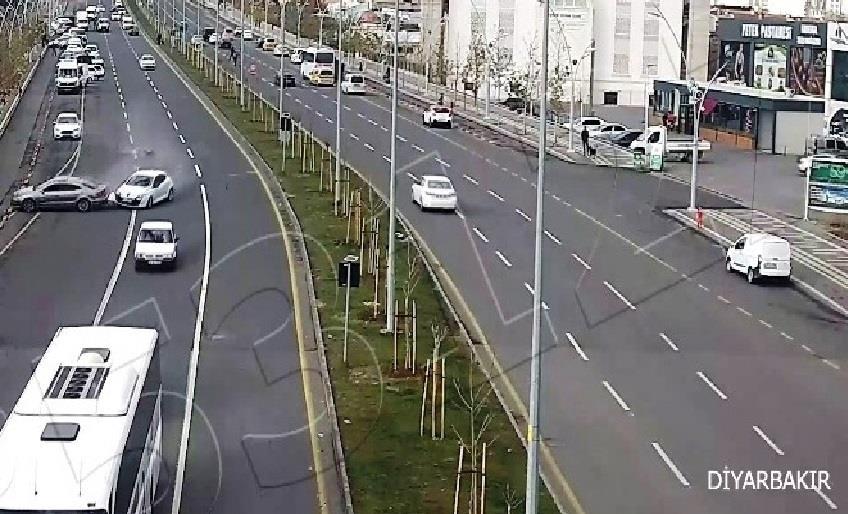 DİYARBAKIR'DAKİ TRAFİK KAZALARI KGYS'YE YANSIDI