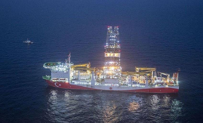 AMASRA-1 KUYUSUNDAN ÇIKARILAN GAZ ENERJİYE DÖNÜŞTÜRÜLDÜ